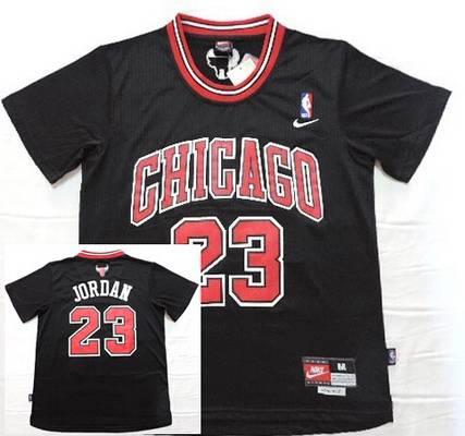 Men's Chicago Bulls #23 Michael Jordan Revolution 30