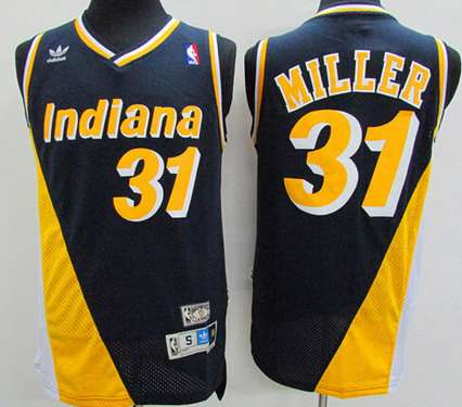 designer fashion b4fd1 26bc9 indiana pacers throwback jersey
