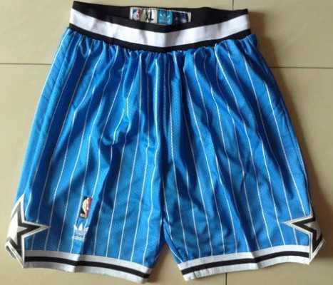 Men S Orlando Magic Blue Pinstripe Short On Sale For Cheap