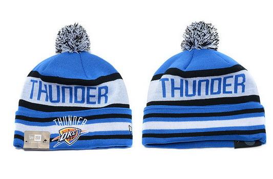 Oklahoma City Thunder Beanies YD004