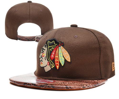Chicago Blackhawks Snapbacks YD011