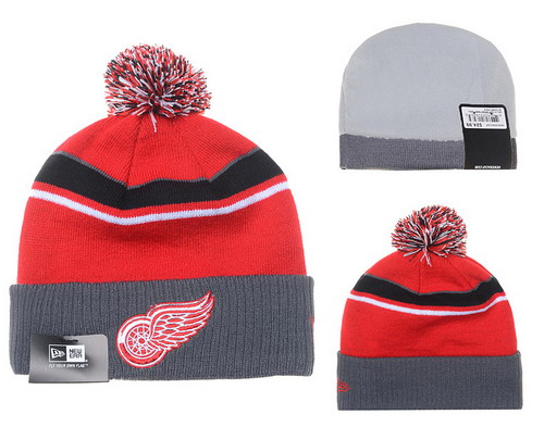 Detroit Red Wings Beanies YD003