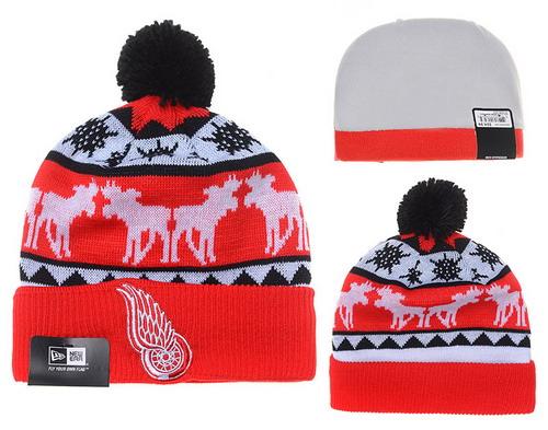 Detroit Red Wings Beanies YD005