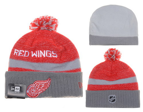 Detroit Red Wings Beanies YD002