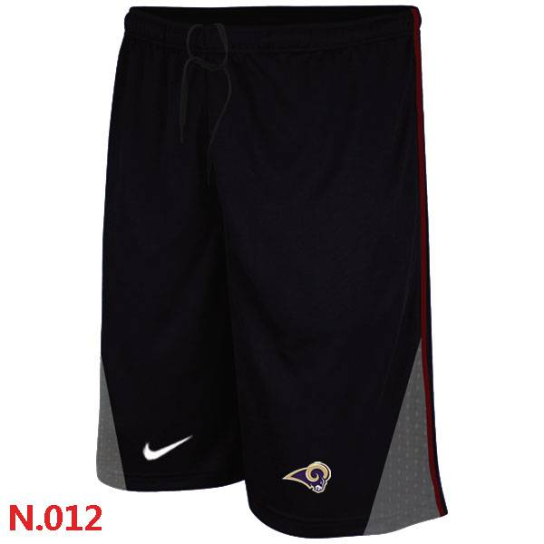 Nike NFL St.Louis Rams Classic Shorts Black