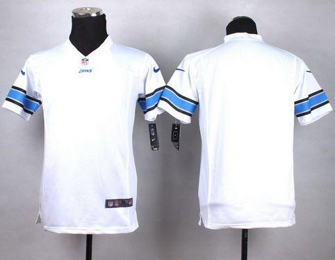 blank lions jersey