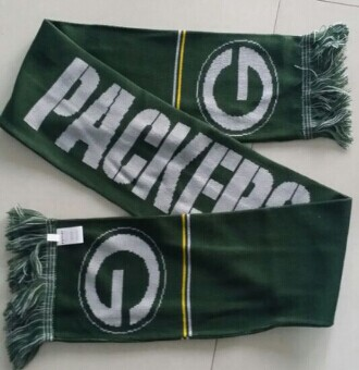 Green Bay Packers Green Scarf