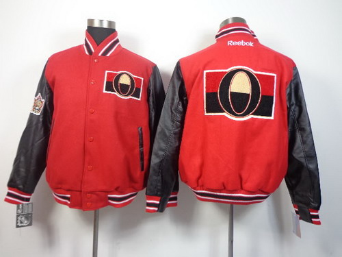 Ottawa Senators Blank Red Jacket